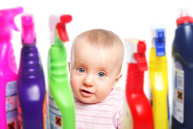 produse din casa care iti pot otravi copilul