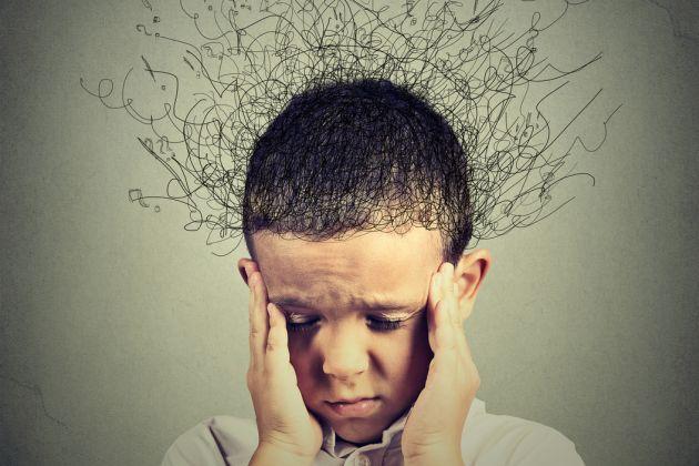 durere de cap copil
