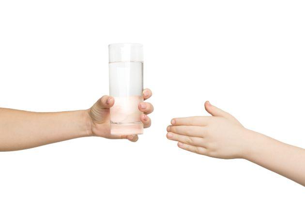 nu bea suficienta apa