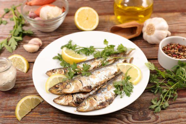 de ce familia ta trebuie sa manance sardine