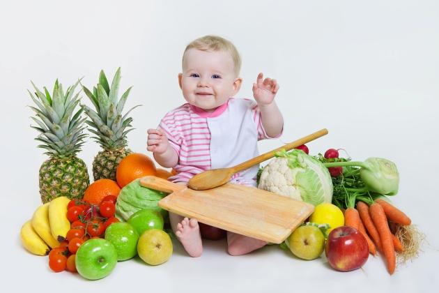 fructe si legume pentru bebelusi