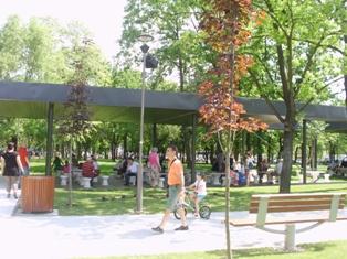 poza parc