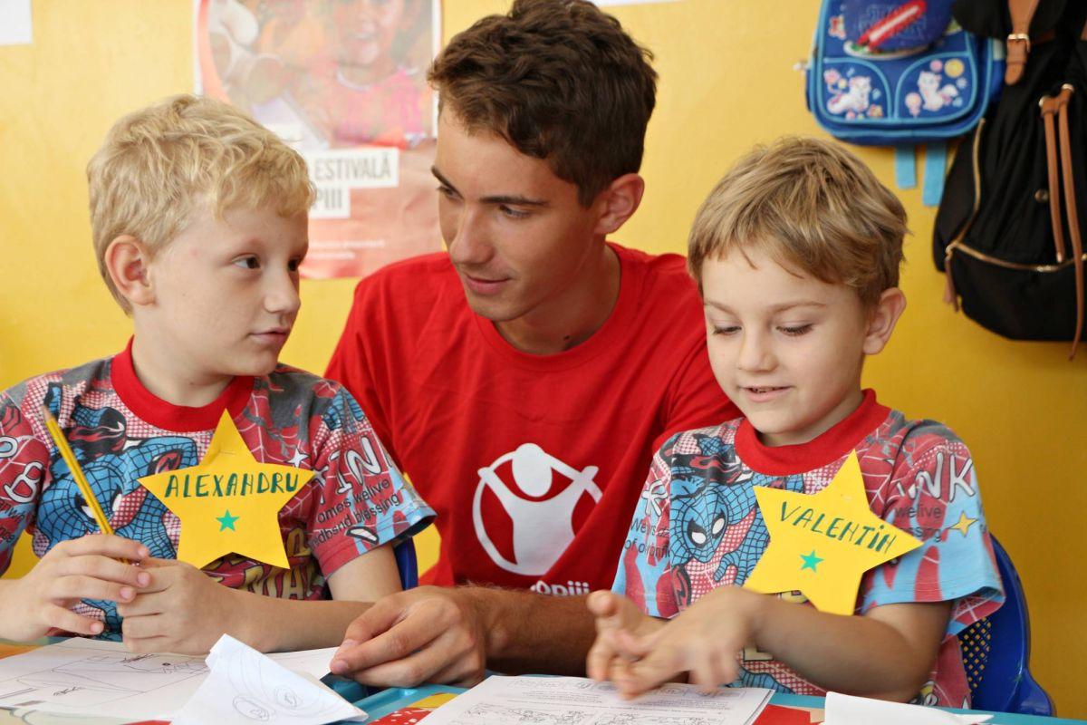 Salvați Copiii România