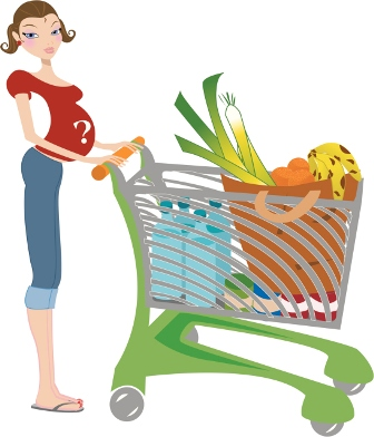 alimentatia in sarcina