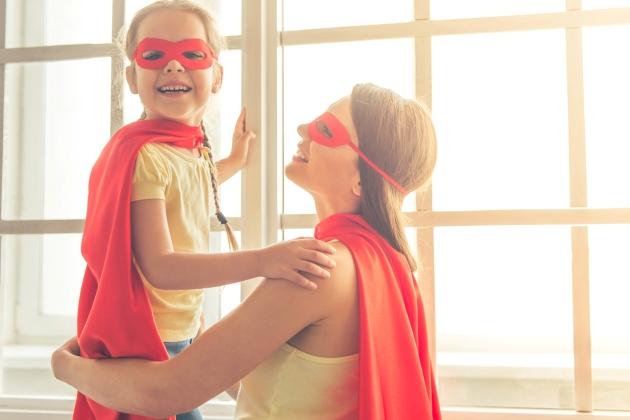 super puteri pe care le au mamele