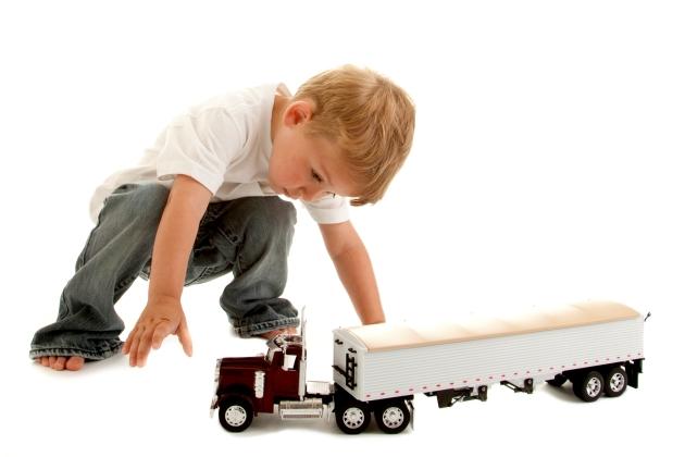 camioane de jucarie
