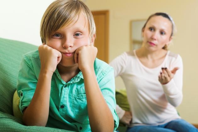 insistenta la copii