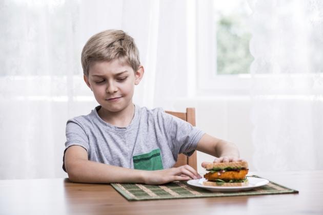 carnea in alimentatia copilului