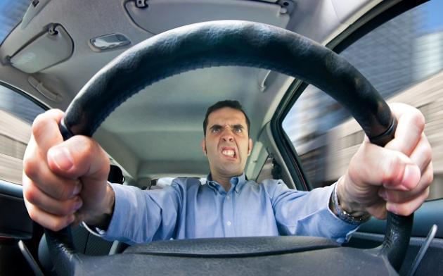 stresul din trafic