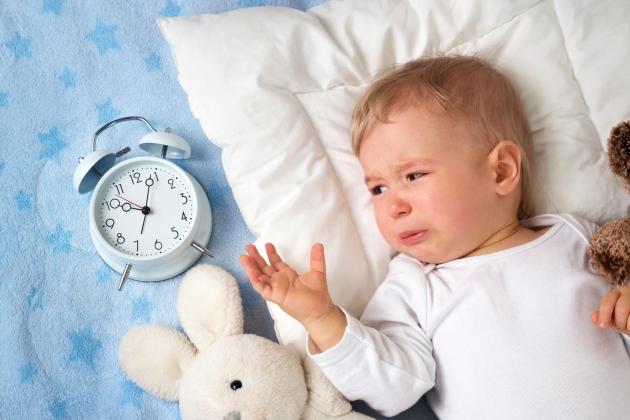 copilul sa doarma noaptea