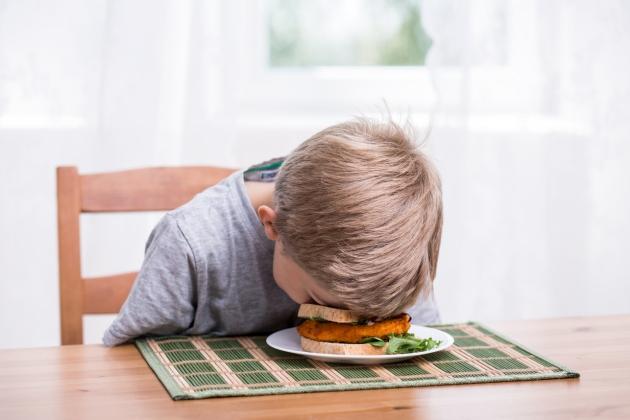 ce alimente sa oferi copilului la cina