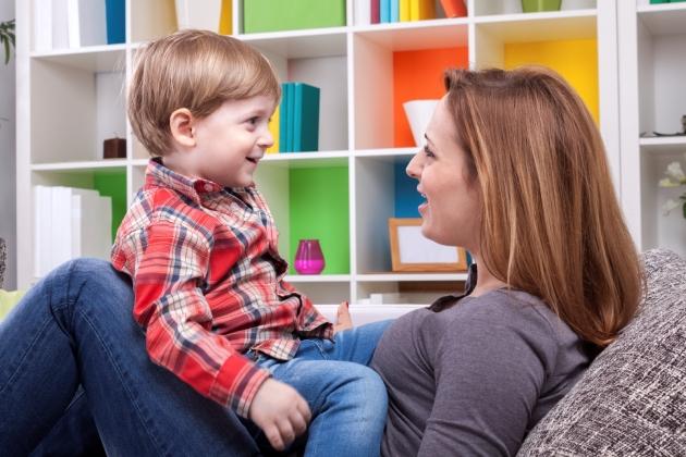 lucruri pozitive pe care sa i le spui copilului