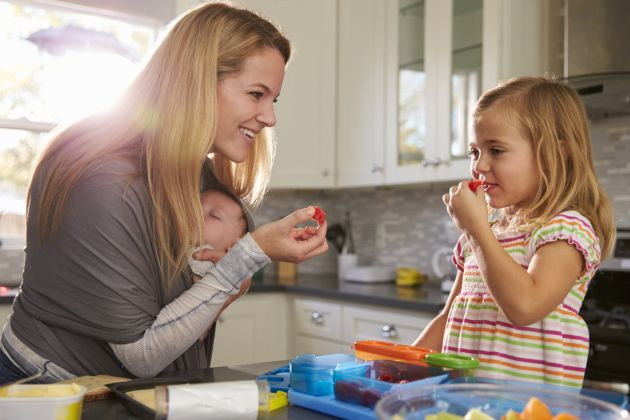 obiceiurile alimentare ale copilului