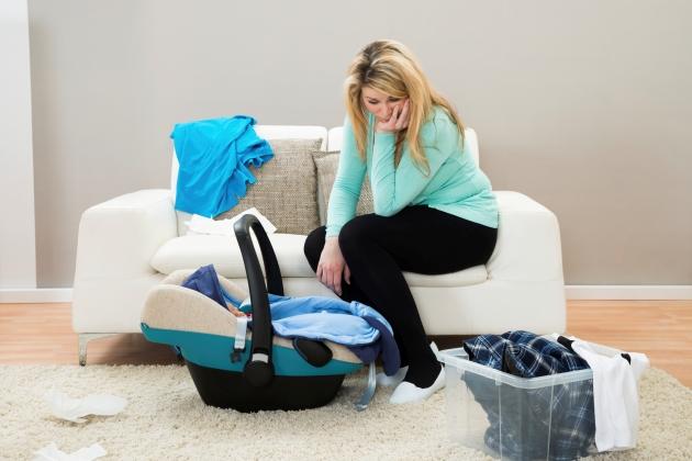 epuizarea postnatală