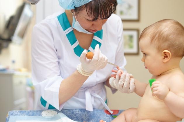 eozinofile crescute la copil
