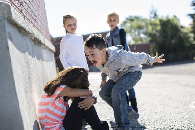ce faci cand vezi ca un copil este bullied