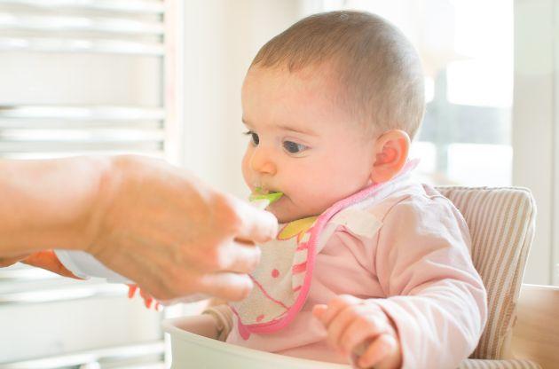 bebelusii care incep diversificarea mai devreme