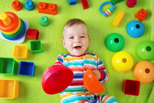 culorile la bebelusi