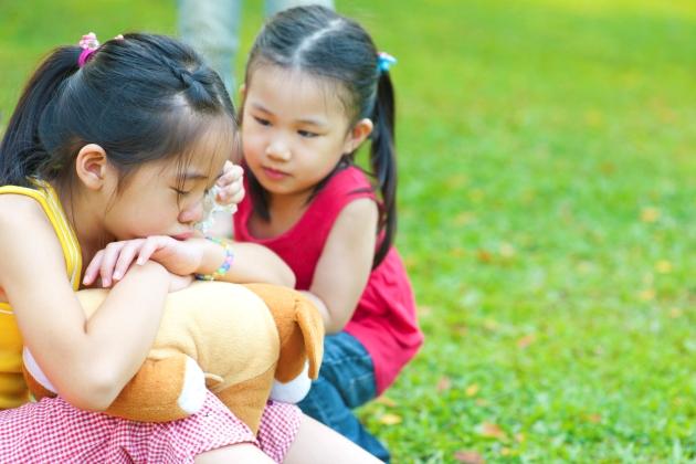 copil empatic