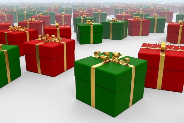 prea multe cadouri