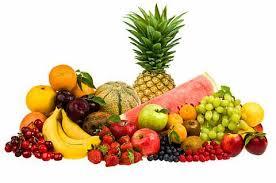 fructele la copii