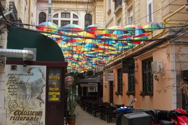 locuri nestiute din Bucuresti
