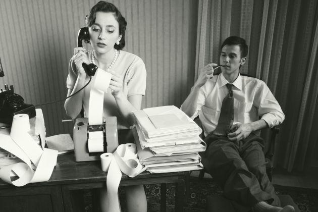 cum faceai rost de un sot in 1958