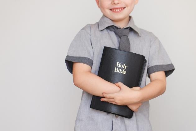 copilul si religia