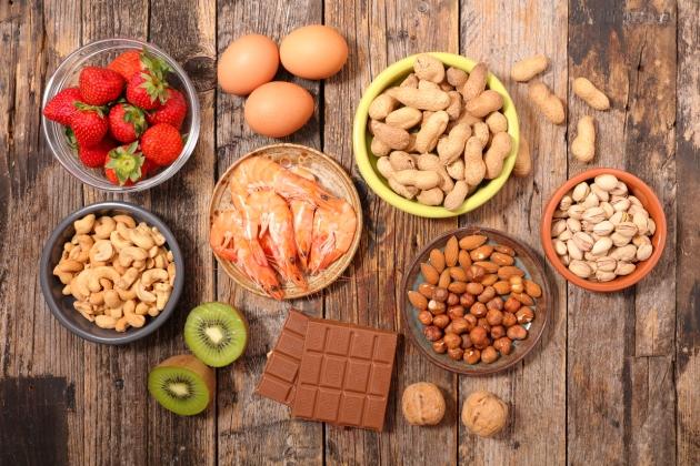 semne alergie alimentara
