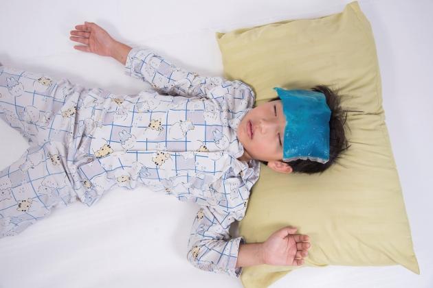 convulsii febrile la copil