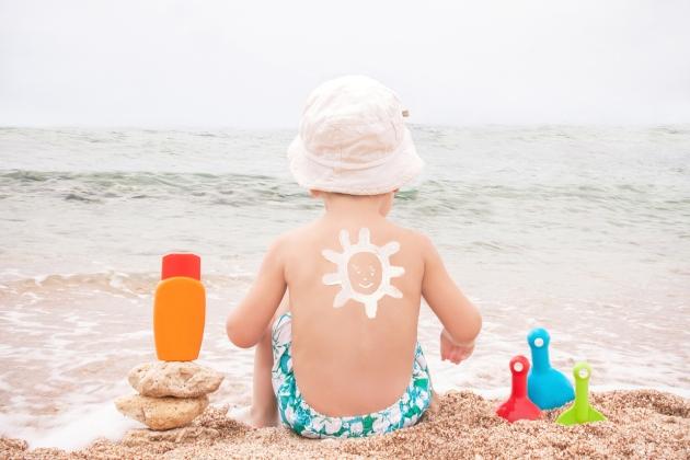 creme cu protectie solara pentru copii