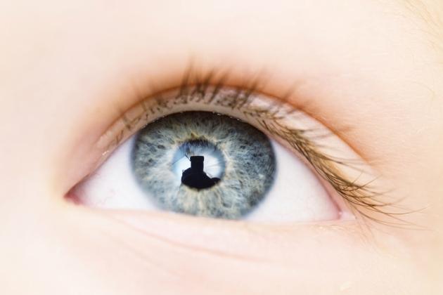 cand poti sa stii ce culoare vor avea ochii copilului