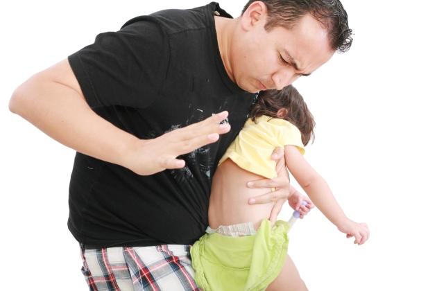 efectele asupra copilului ale unei palme la fund