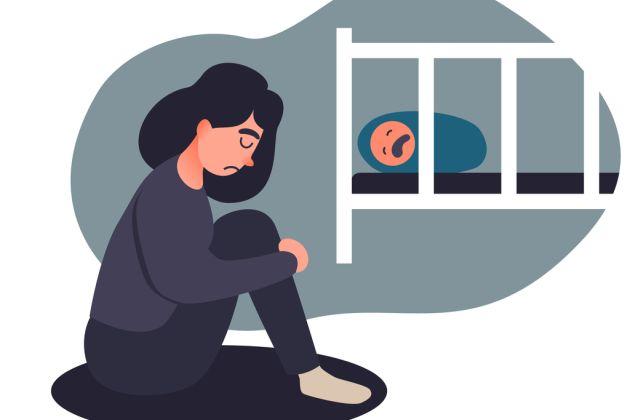 semne ca o mama are depresie postnatala