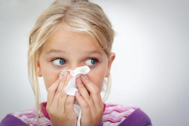 semne de alergie