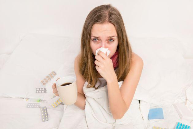 semne ale tuberculozei