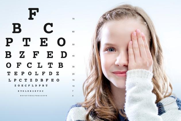 miopia la copii