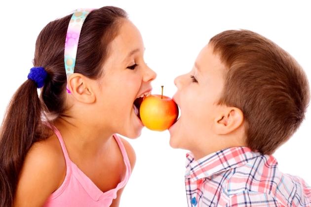 dintii copilului