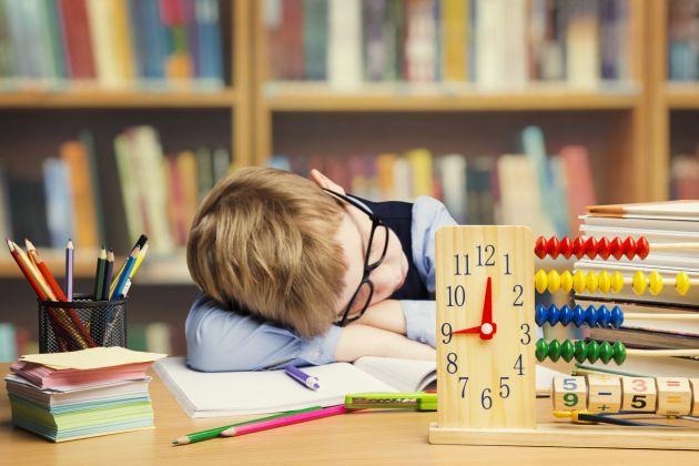 de cat somn are nevoie un scolar
