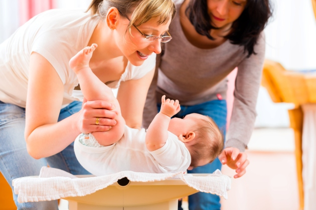 scaderea fiziologica in greutate a nou-nascutului