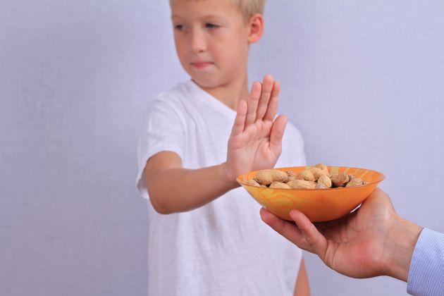 alunele si nucile in alimentatia copilului