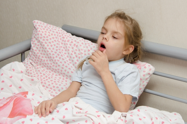 pneumonia la copii