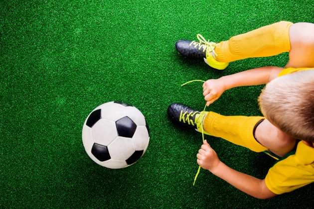 copil sportiv sau atlet
