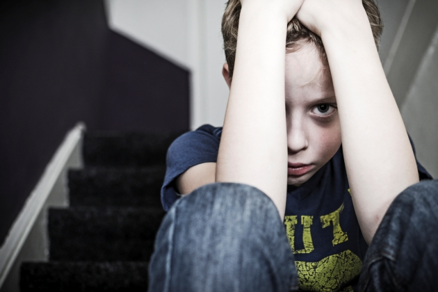 copil abuzat sexual