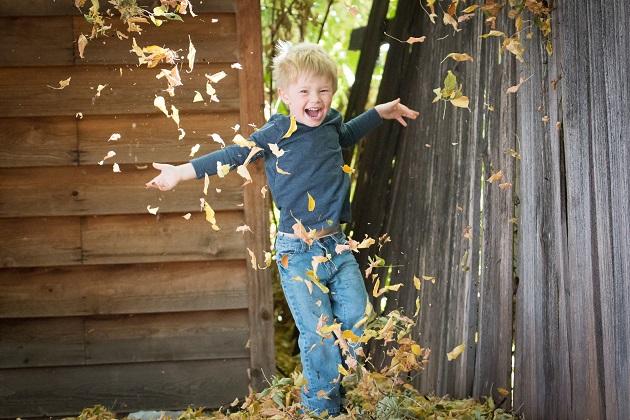 copil frunze
