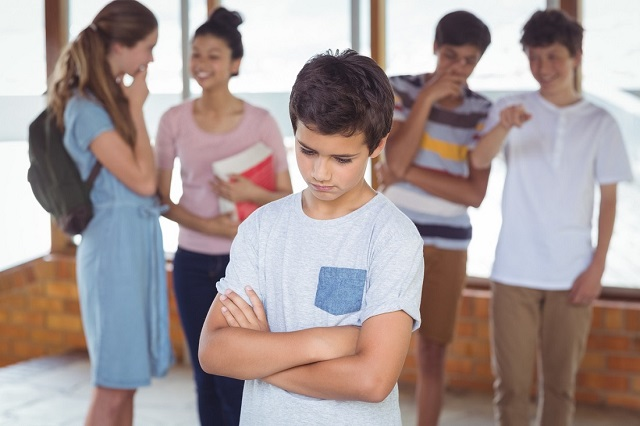 grup bullying