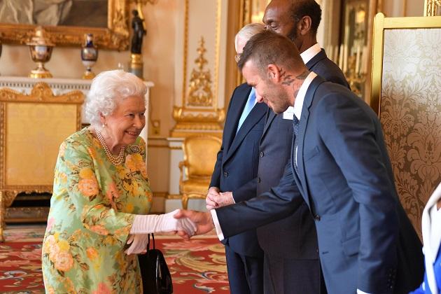 regina si david beckam