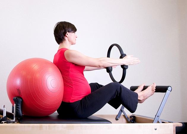 exercitii sarcina