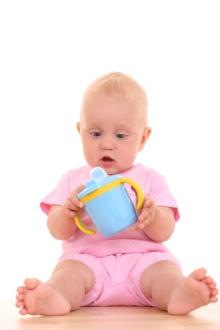 canuta bebelusului