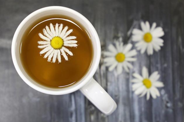 ceai de musetel pentru colon